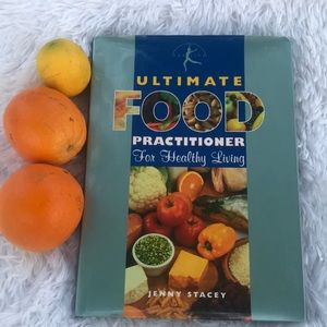 Ultimate Food Practitioner for Healthy Living Book